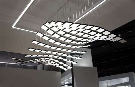 A New Experience of Light for Interiors: Selux Manta Rhei ...