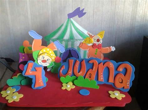 Adorno De Torta Para Cumpleaños Infantiles En Goma Eva ...