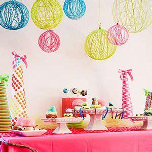 Adornos caseros para decorar cumpleaños para niños ...