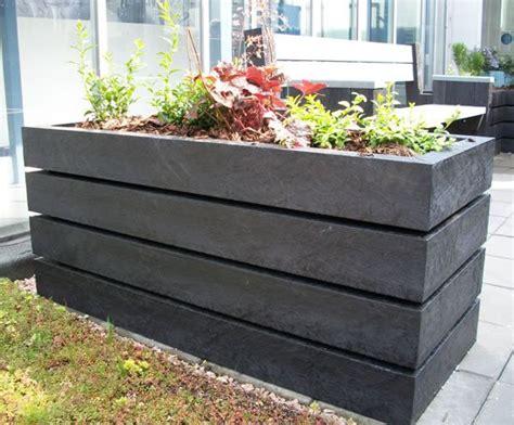 Agora recycled plastic planter | GoPlastic | ESI External ...