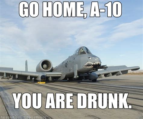 Air Force Memes & Humor: The  drunken aircraft  phenomena