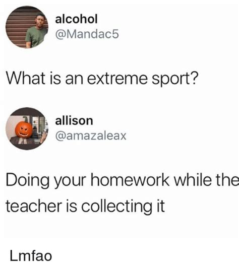 Alcohol What Is an Extreme Sport? Allison Doing Your ...