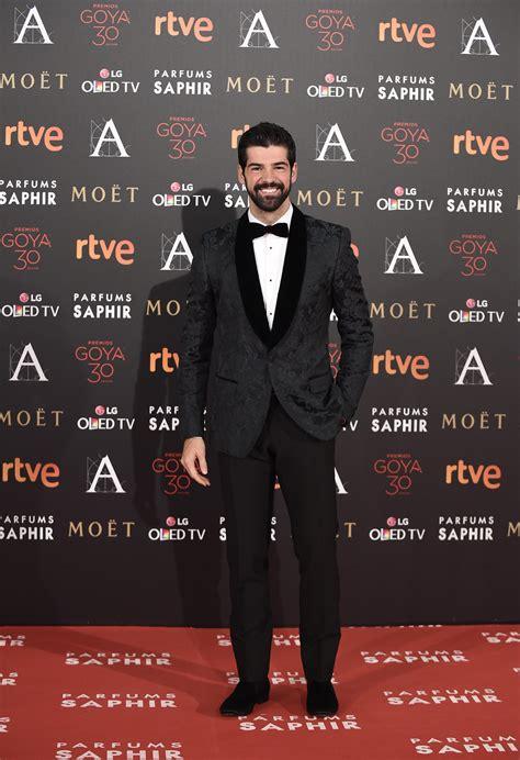 Alfombra roja de los premios Goya 2016