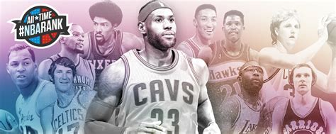 All Time #NBArank: The greatest players ever