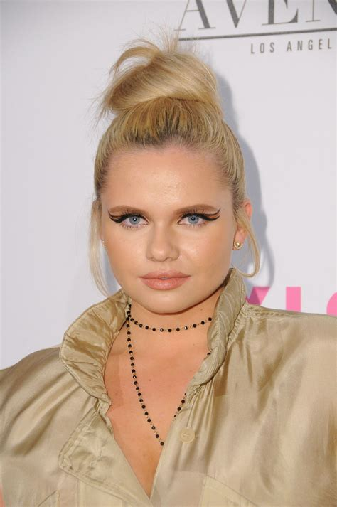 Alli Simpson   NYLON Young Hollywood Party in Los Angeles ...