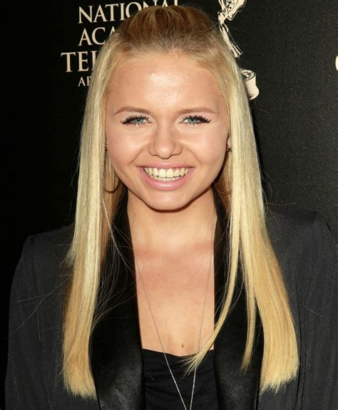 Alli Simpson Picture 13   The 40th Annual Daytime Emmy ...