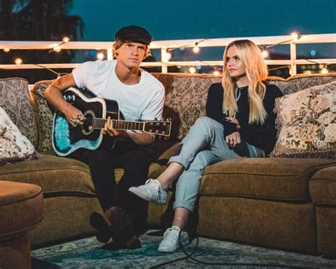 ALLI SIMPSON Releases Acoustic Video Feat. CODY SIMPSON of ...