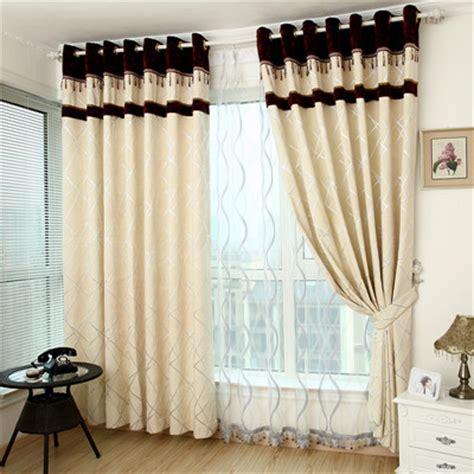 Amarillo cortinas de la ventana para sala de estar ...