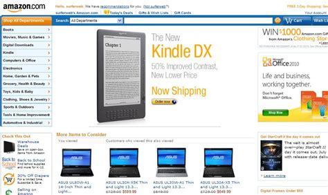 Amazon.com: Comprar artículos por Internet