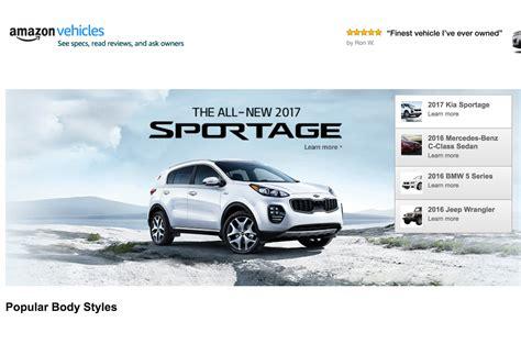 Amazon crea nuevo campo para compra de vehículos online ...