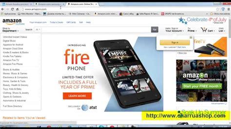 Amazon en español – Mejorar la comunicación