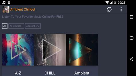 Ambient Chillout Music ONLINE   Android Apps on Google Play