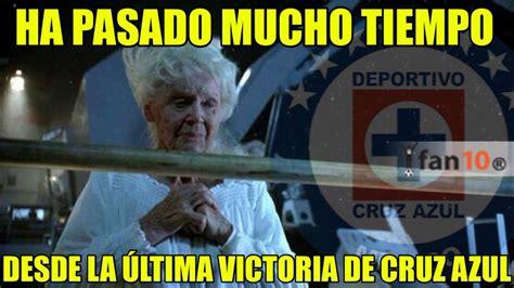 América y Cruz Azul, protagonistas en los mejores memes de ...