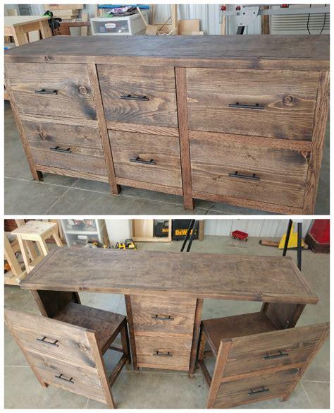 Ana White | Hidden Desk   DIY Projects