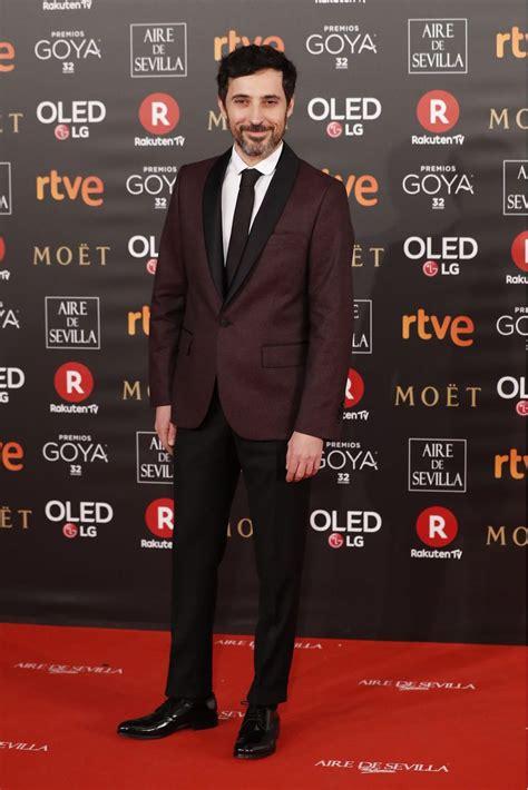 Andrés Gertrudix en la alfombra roja de los Premios Goya ...