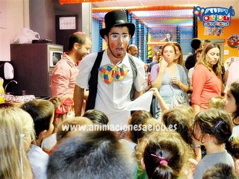 Animaciones de cumpleaños infantiles en Murcia a domicilio