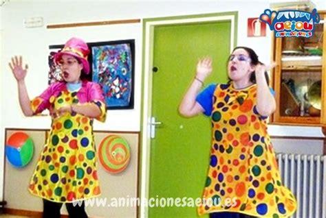 Animadores para fiestas de cumpleaños infantiles en Murcia