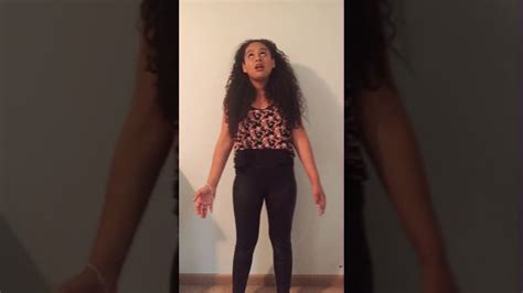 Aniya tejeda singing I am Clean by Natalie Grant!!!   YouTube