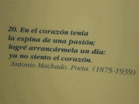 Antonio Machado. Poeta  1875 1939  | quotes | Pinterest ...