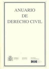 Anuarios de Derecho publicados por el BOE en electrónico ...