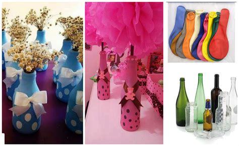 Aprende cómo decorar botellas con globos de cumpleaños ...