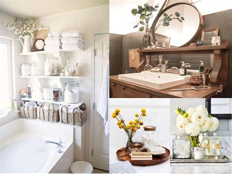 ¡Apúntate a la decoración de baños vintage!