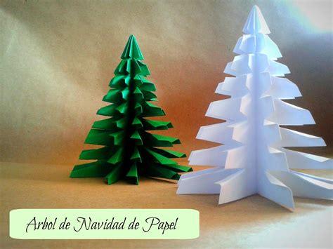 Árbol de Navidad con hojas de colores ¡FACIL Y SECILLO ...