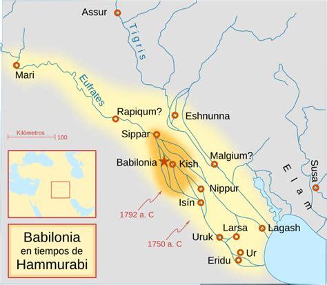 Archivo:Babilonia de Hammurabi ES.svg   Wikipedia, la ...
