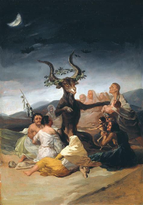 Archivo:Francisco de Goya y Lucientes   Witches Sabbath ...