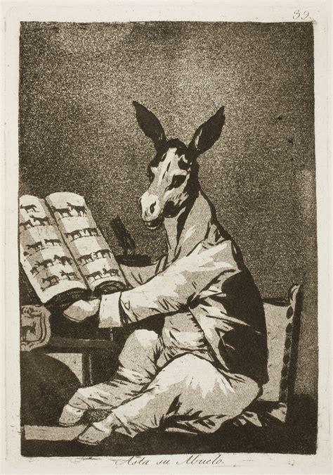 Archivo:Museo del Prado   Goya   Caprichos   No. 39   Asta ...