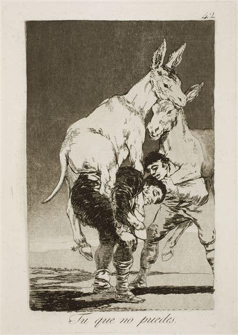Archivo:Museo del Prado   Goya   Caprichos   No. 42   Tu ...