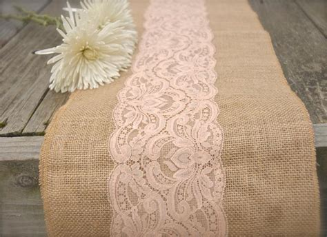 Arpillera para decorar la mesa   50 manteles rústicos