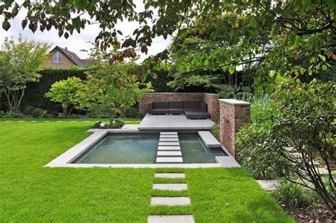 Arquitectura y diseño de jardines modernos