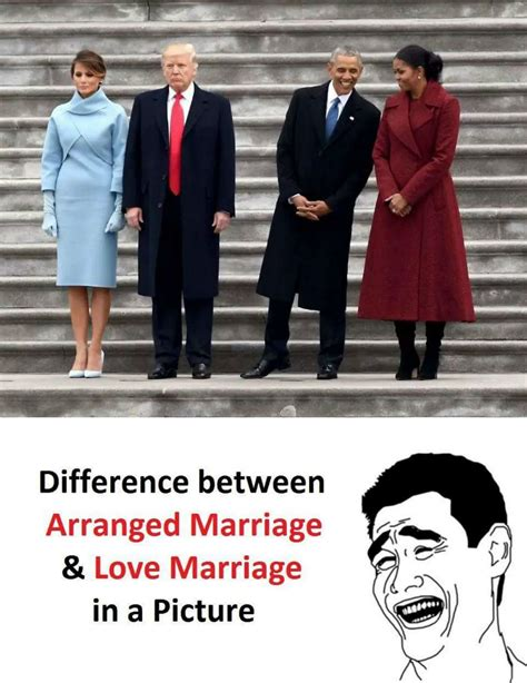 Arranged vs Love Marriage Funny Meme – FUNNY MEMES
