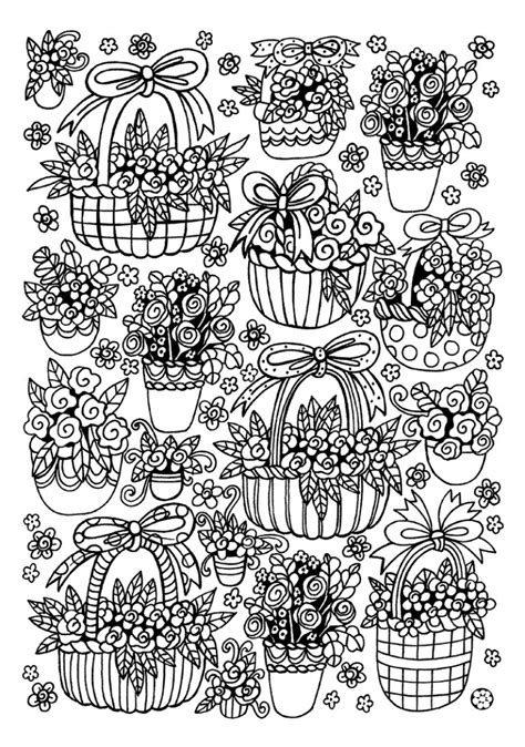 Arte Antiestrés: Cosas bonitas. 100 láminas para colorear ...