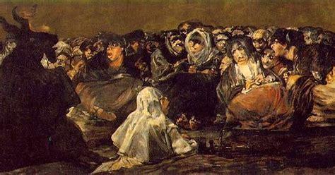 Arte para niños: Pinturas Negras de Francisco de Goya: El ...