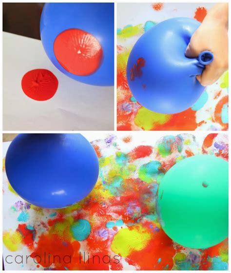 Arte para niños utilizando GLOBOS | #Artividades ...