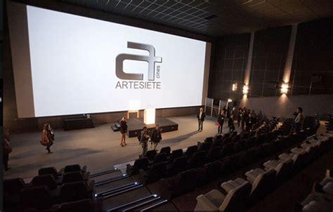Artesiete operará las ocho salas de cine y tecnología 4D ...