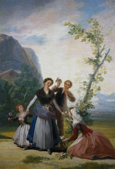 Artetorre: Las cuatro estaciones, por Francisco de Goya y ...