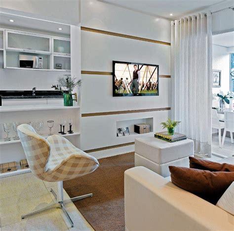 As melhores dicas para uma sala decorada pequena moderna ...