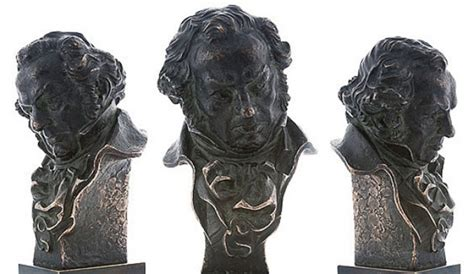Así se preparan los  cabezones  de los Premios Goya, los ...