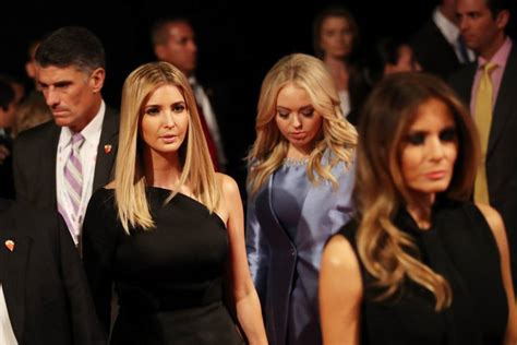 Así son las mujeres que conviven con Donald Trump | Blog ...