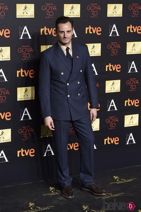 Asier Etxeandia en la cena de los nominados a los Premios ...