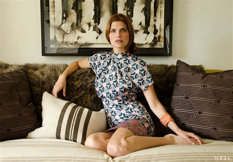 At Home with Lake Bell | fernando cellini