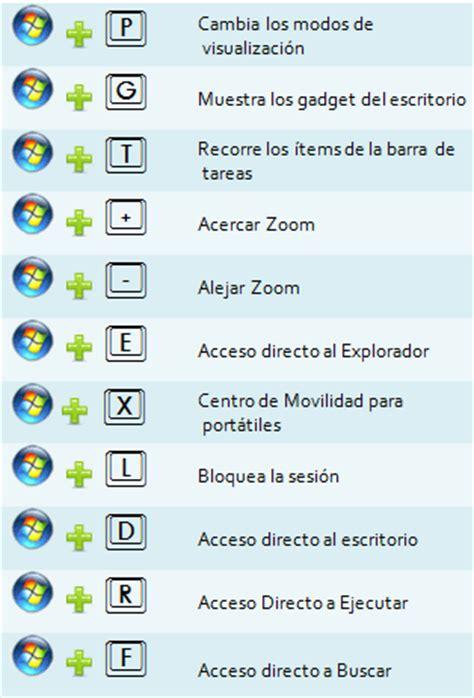 Atajos de teclado de Windows 10   Taringa!