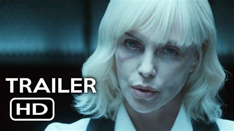 Atomic Blonde Red Band Trailer #1  2017  Charlize Theron ...