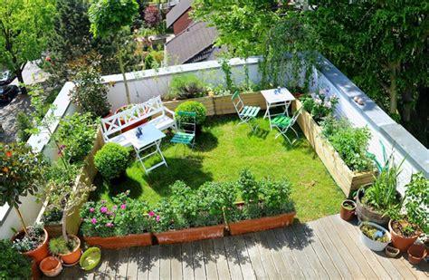 Aumenta la construcción de jardines en terrazas de casas y ...