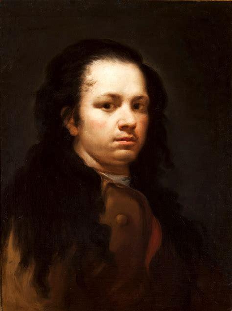 Autoportrait | Francisco de Goya y Lucientes | Museo Goya
