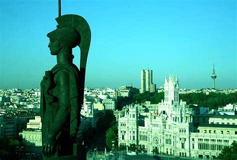 Azotea del Círculo de Bellas Artes de Madrid, oasis en el ...