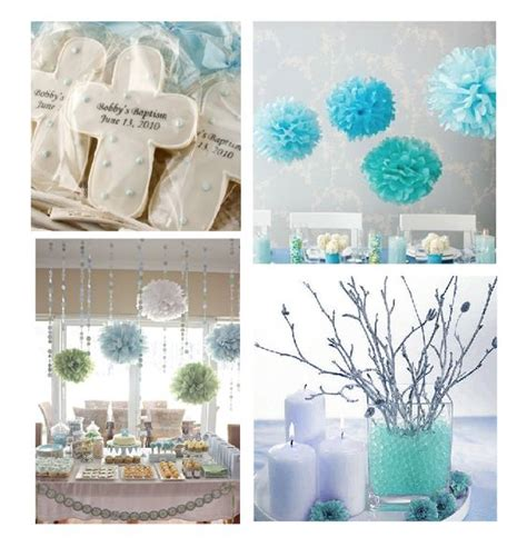 baby boy christening table decoration ideas   Google ...